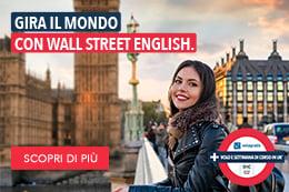 Offerta Gennaio 2020 - Wall Street English