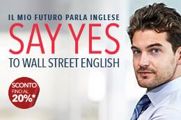 Offerta Maggio 2019 - Wall Street English